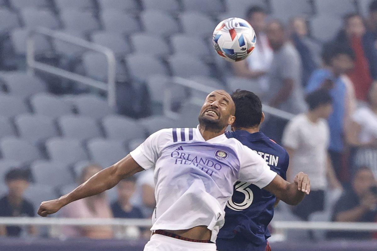MLS: Orlando City SC at Chicago Fire