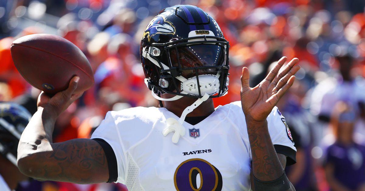 Monday Night Football: Colts at Ravens open thread - Field Gulls