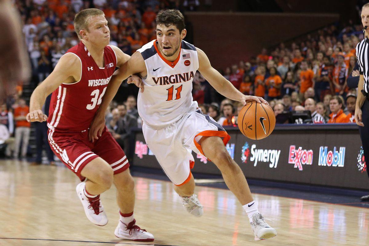 NCAA Basketball: Wisconsin at Virginia