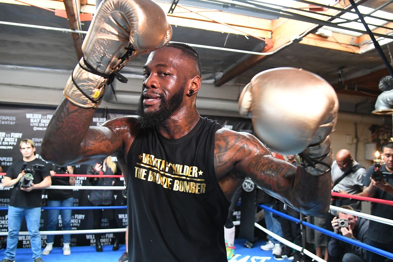 1063928420.jpg.0 - Wilder: This fight will be a disaster for Breazeale