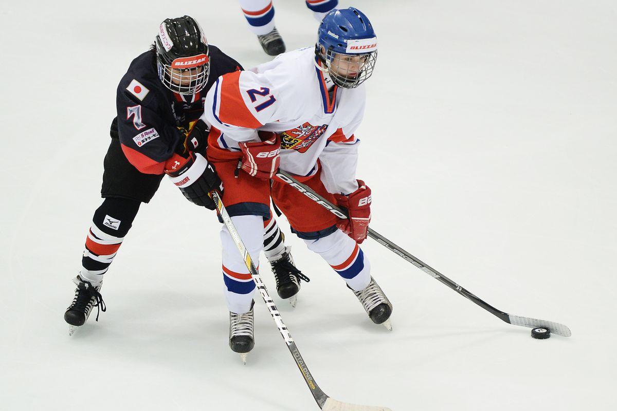 Ice Hockey Women's 5 Nations Tournament - Day 1