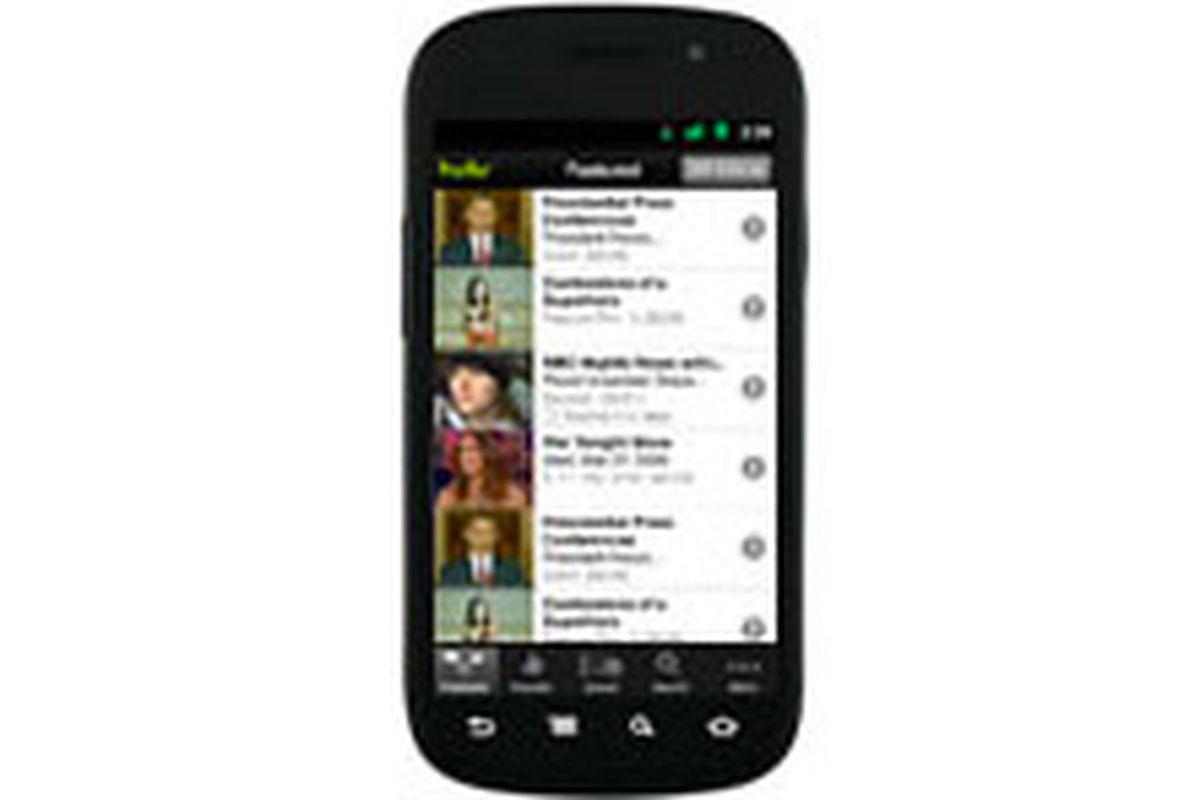 Hulu Plus comes to Android with support for six phones - The
