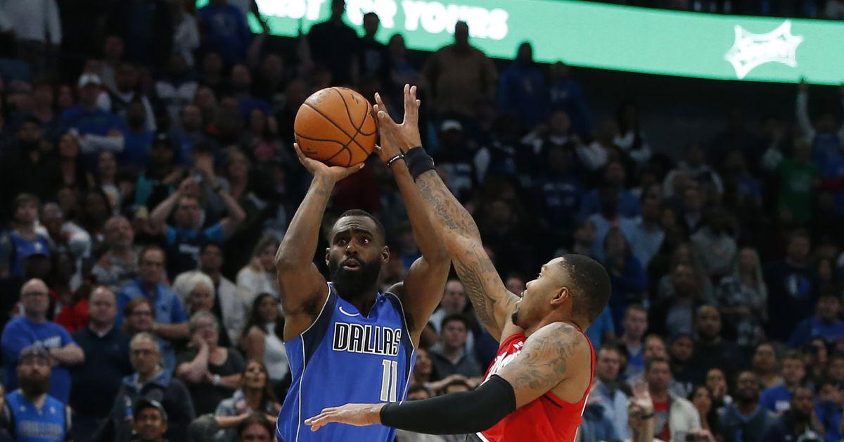 GAME THREAD: Dallas Mavericks vs. Portland Trail Blazers - Mavs Moneyball