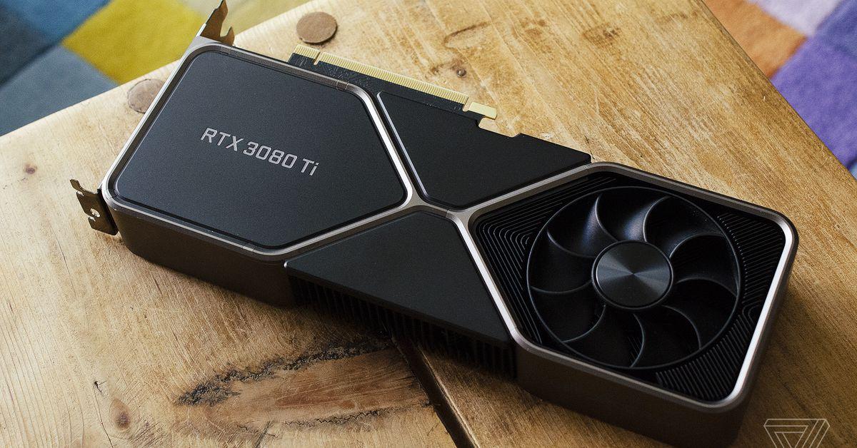 TheNvidia GeForce RTX 3080 Ti GPU is in stock at TK