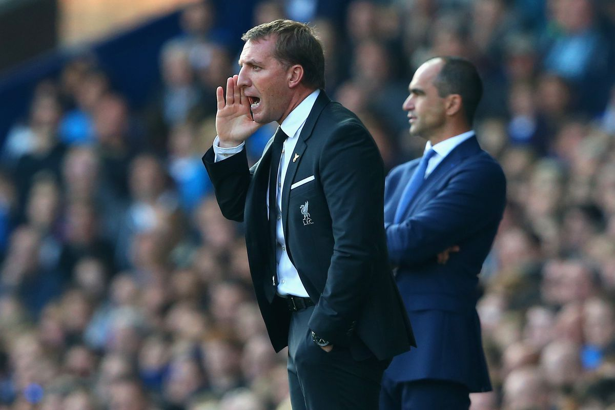 """Is this Brendan yelling, """"Come on lads, save my job!""""?"""