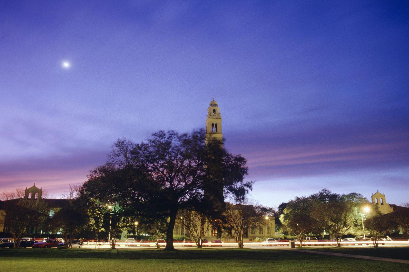 Louisiana State University Tigers Campus