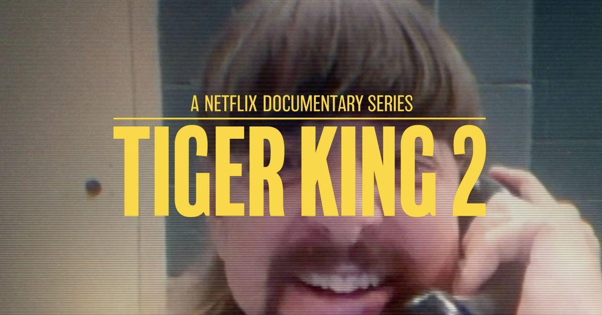 tiger king season 2 premiere 17 november