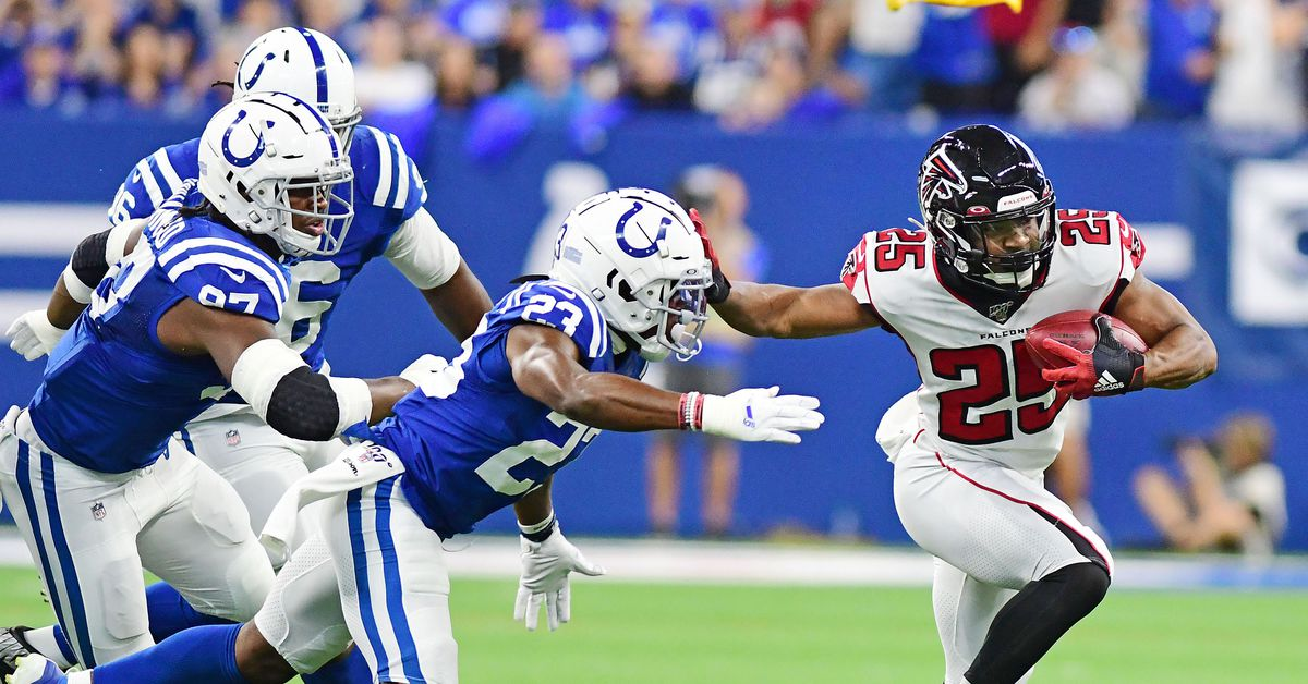 Falcons vs. Colts: Post-game injury report