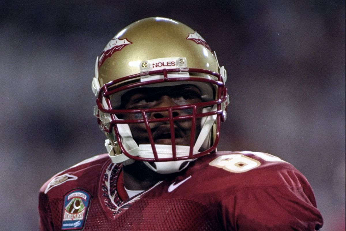 The top 100 FSU football players: No. 72— wide receiver Ron Dugans
