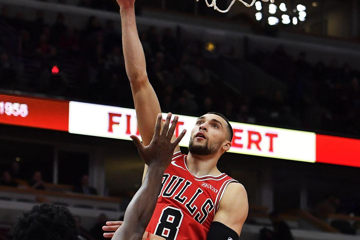 Bulls vs  Hawks takeaways: LaVine's hot night and other