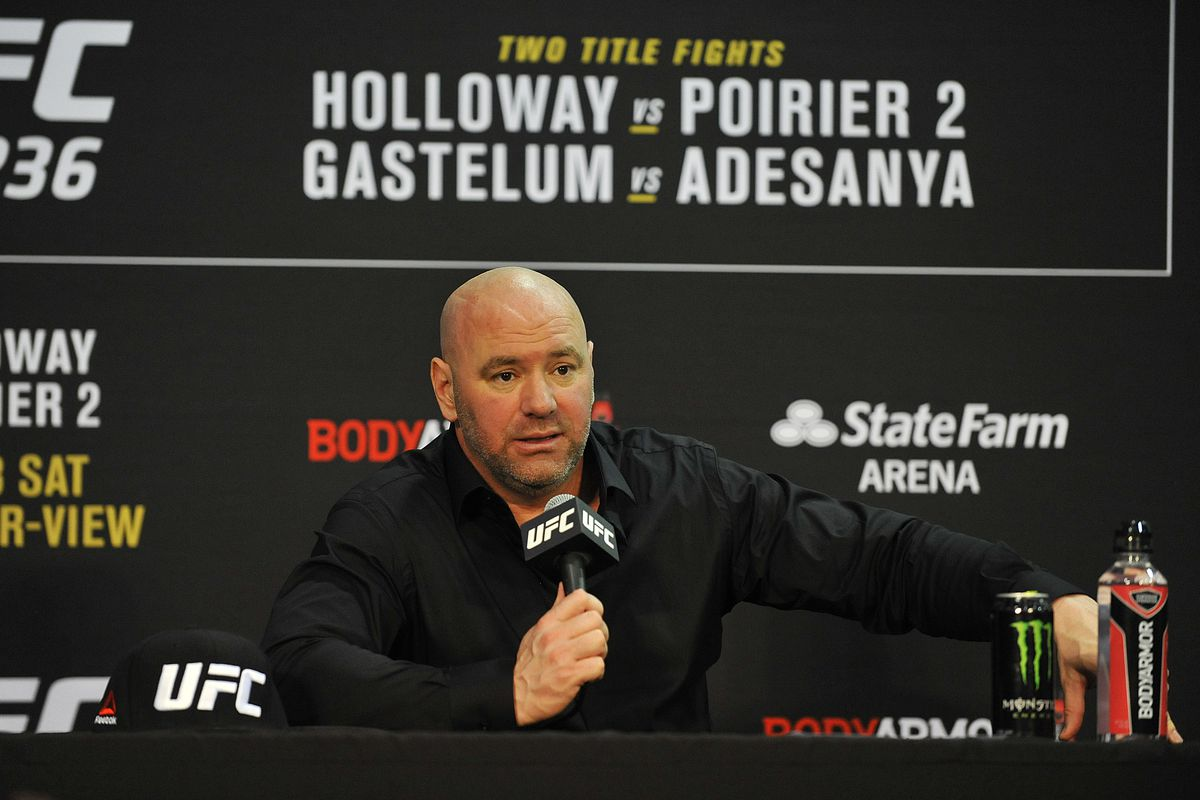 Dana White says Brock Lesnar was right not to renew UFC contract: 'He made the right decision'