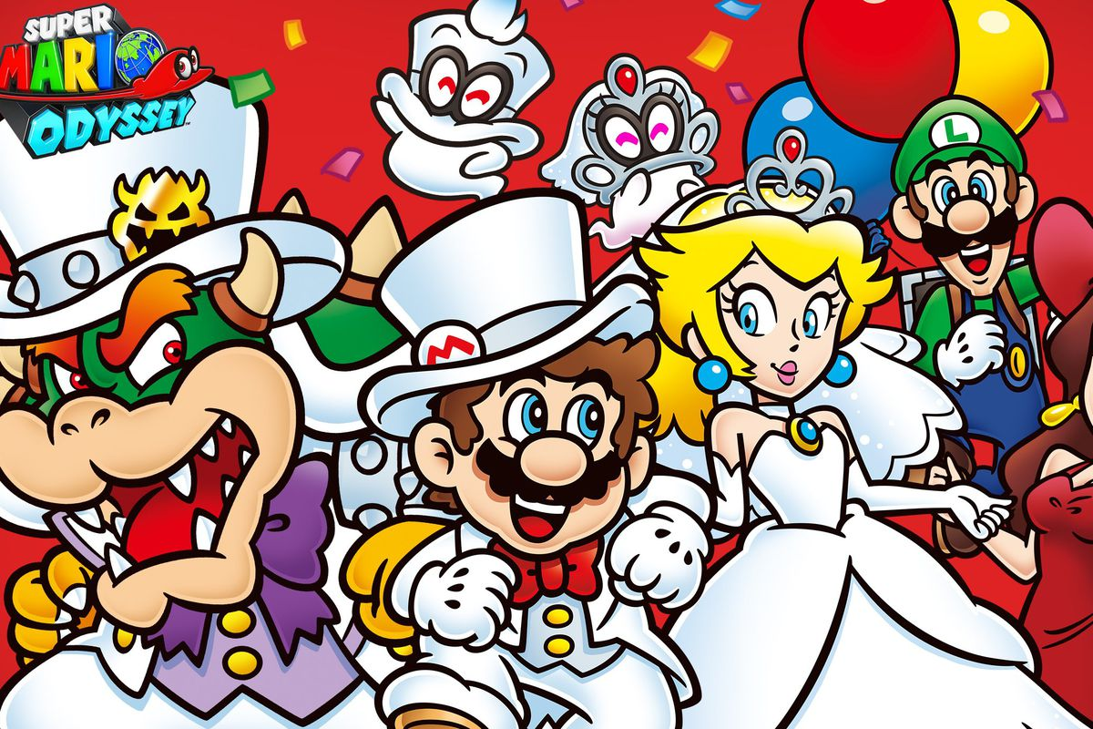 Nintendo Super Mario Odyssey Reviews Are In A Perfect 10