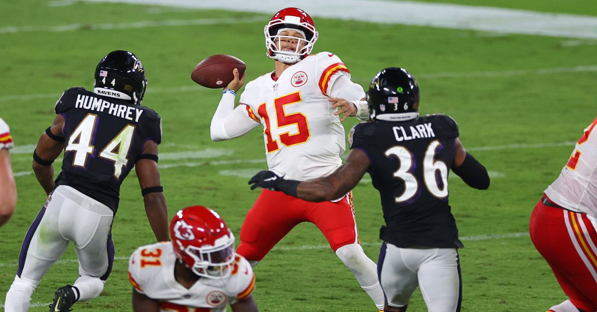 Chiefs vs. Ravens: 5 things to watch for in NFL's Sunday Night Football - Arrowhead Pride