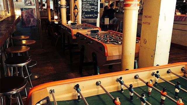 Bar Kick is a great London sports bar