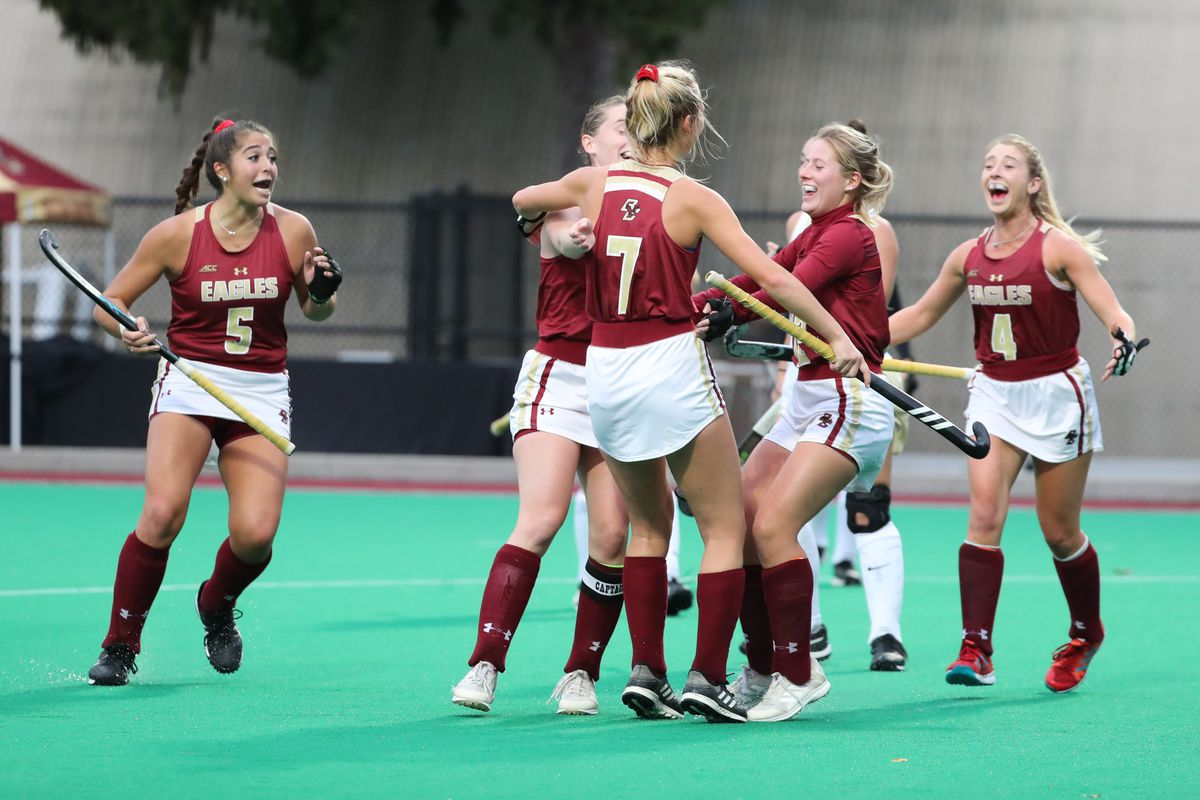 BC Field Hockey Drops Virginia 1-0 In Overtime To Advance To ACC Championship