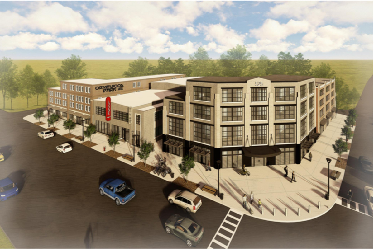 A new big project proposed for Moreland Avenue in Ormewood Park.