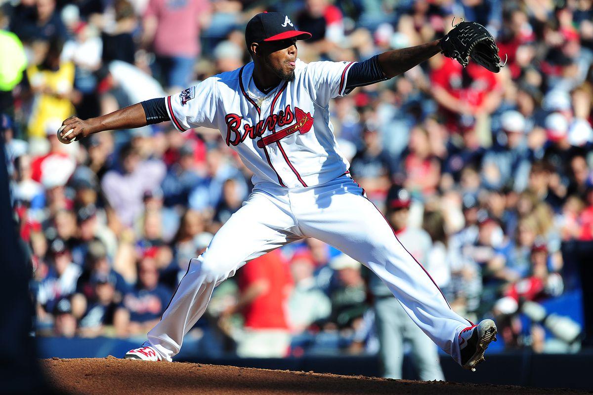 Washington Nationals v Atlanta Braves