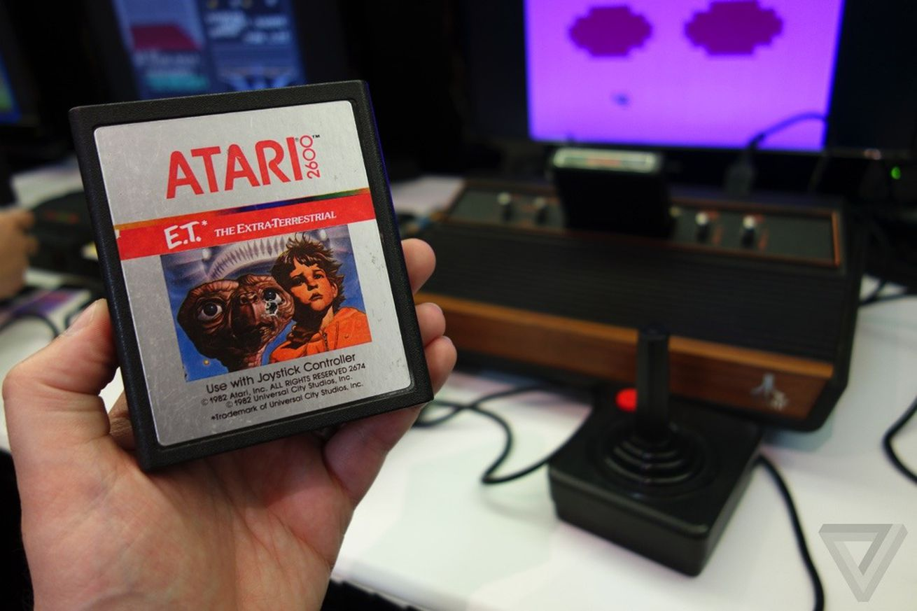 a movie about the founding of atari is being funded through a cyptocurrency sale