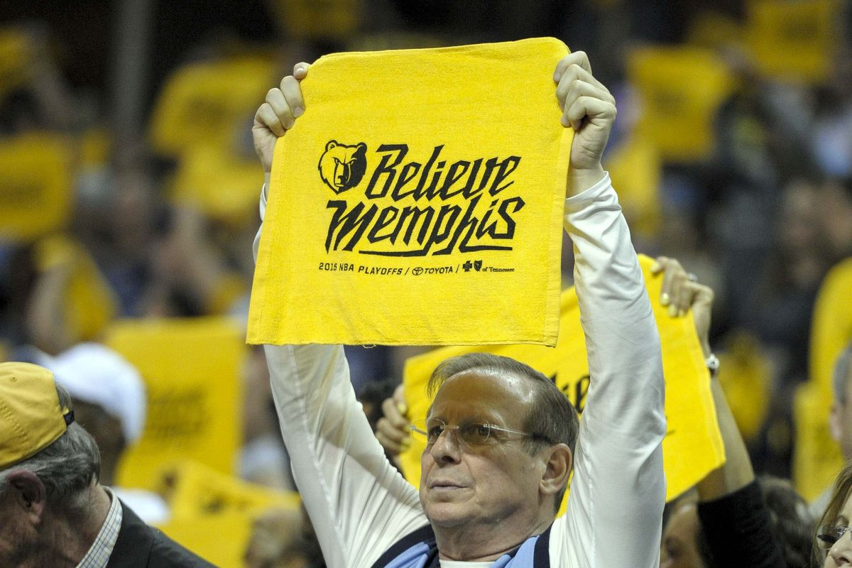 NBA: Playoffs-Portland Trail Blazers at Memphis Grizzlies