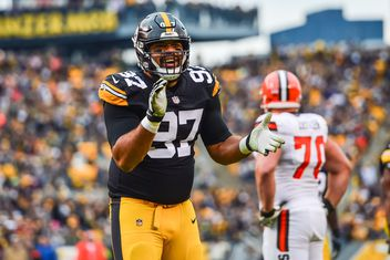 8ad611023 Steelers Stock Report  See whose stock is rising