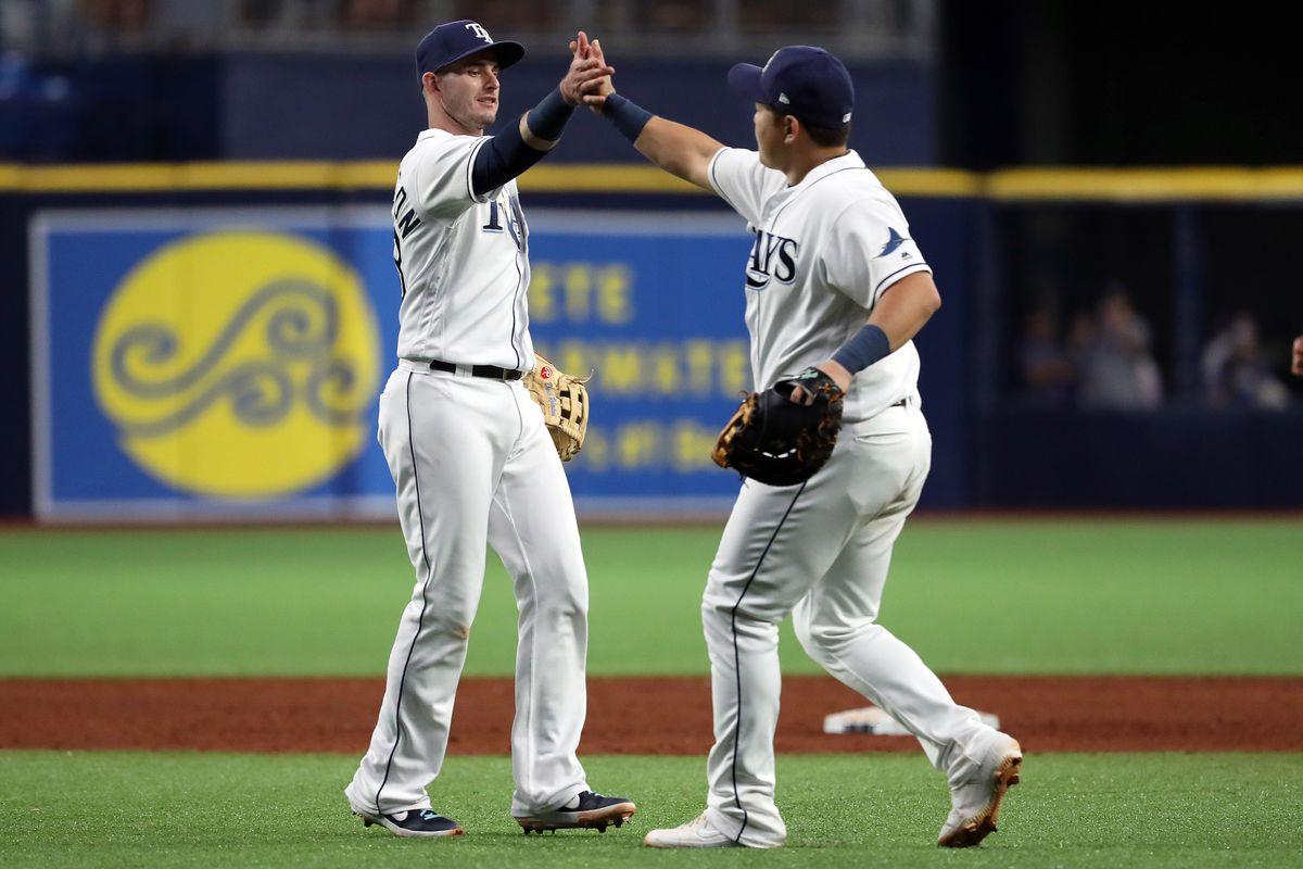 Rays 8 Dodgers 1: Couple of three run bombs break game open - DRaysBay