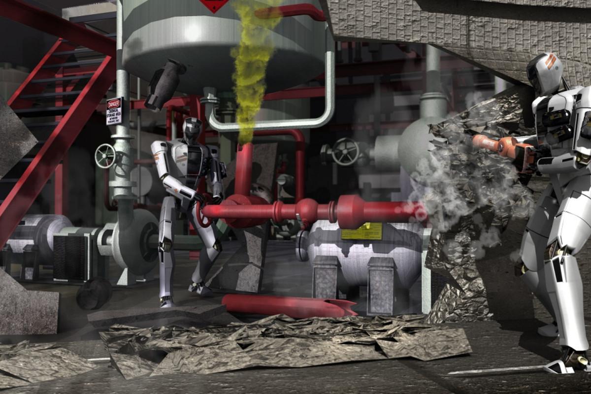 DARPA Robotics