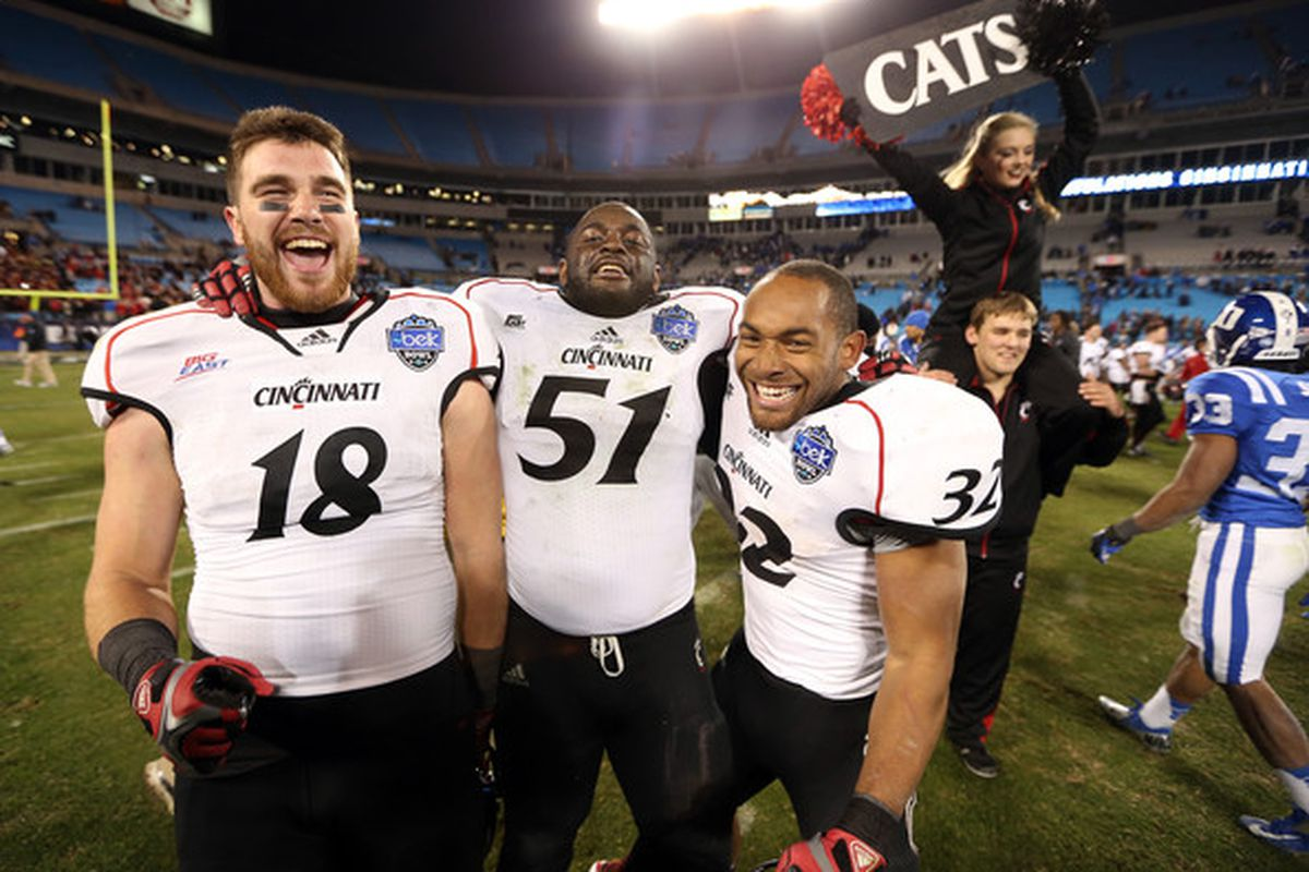 info for afdfb 23dc4 Revisiting Cincinnati's Bowl Game Successes - Down The Drive