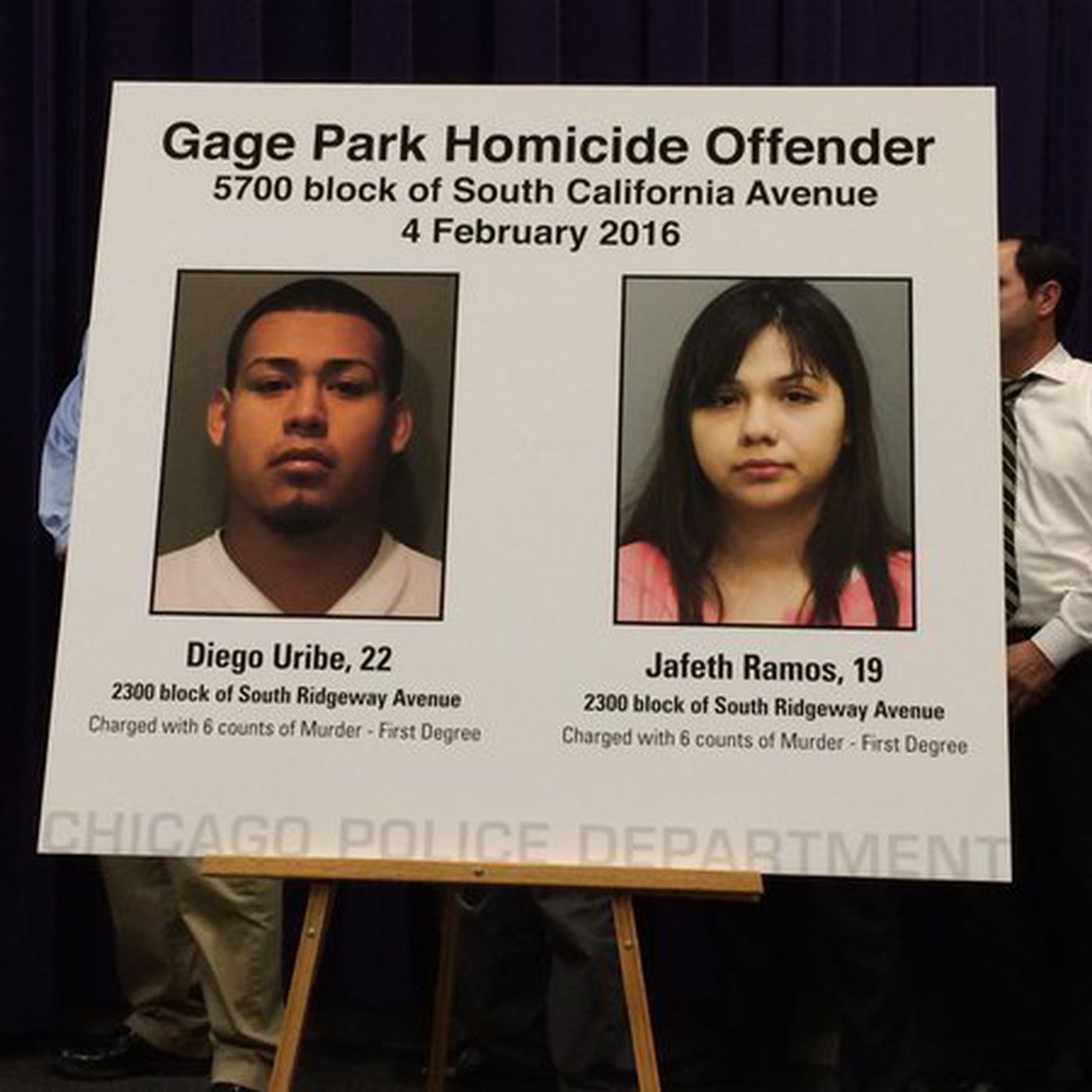 DNA, phone records lead to charges in Gage Park massacre