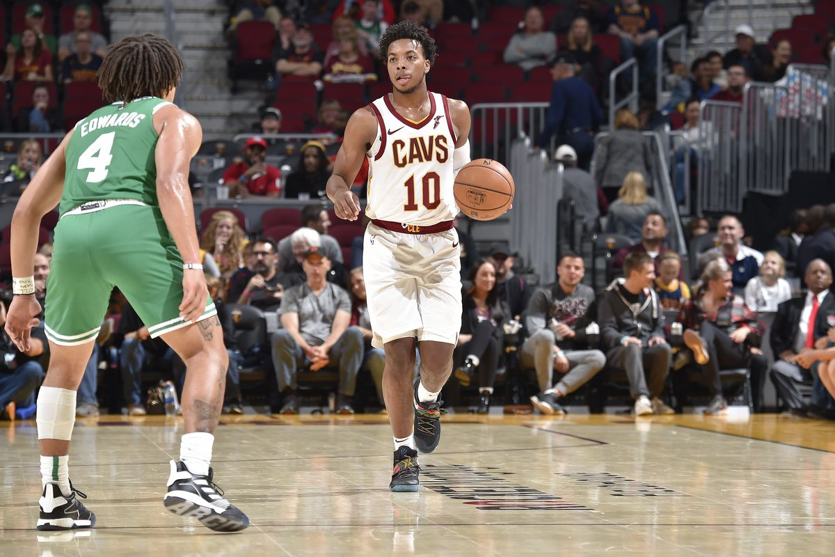 Two for one: Collin Sexton and Darius Garland finally get real minutes together