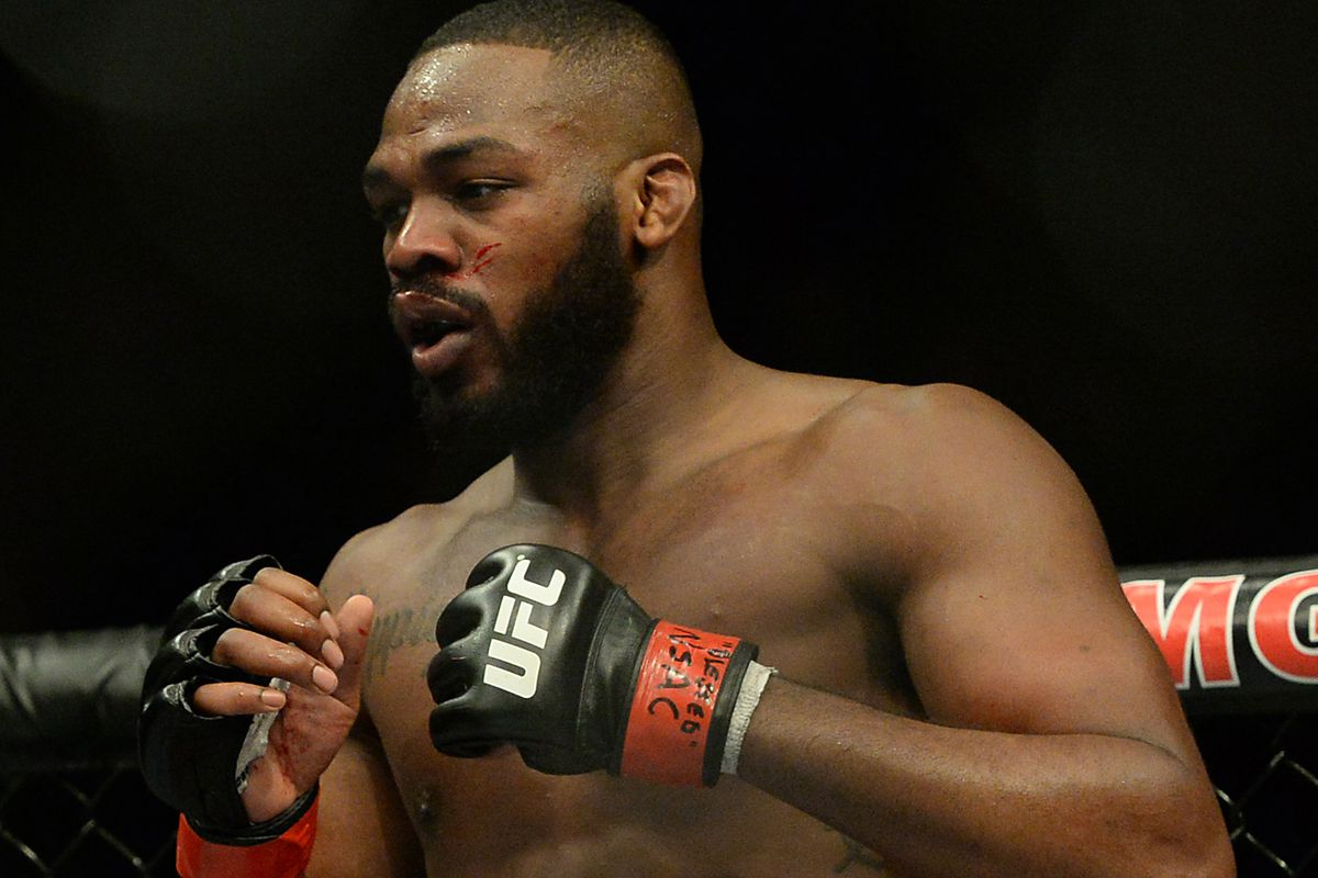 04a65c58b29 Jon Jones back to training