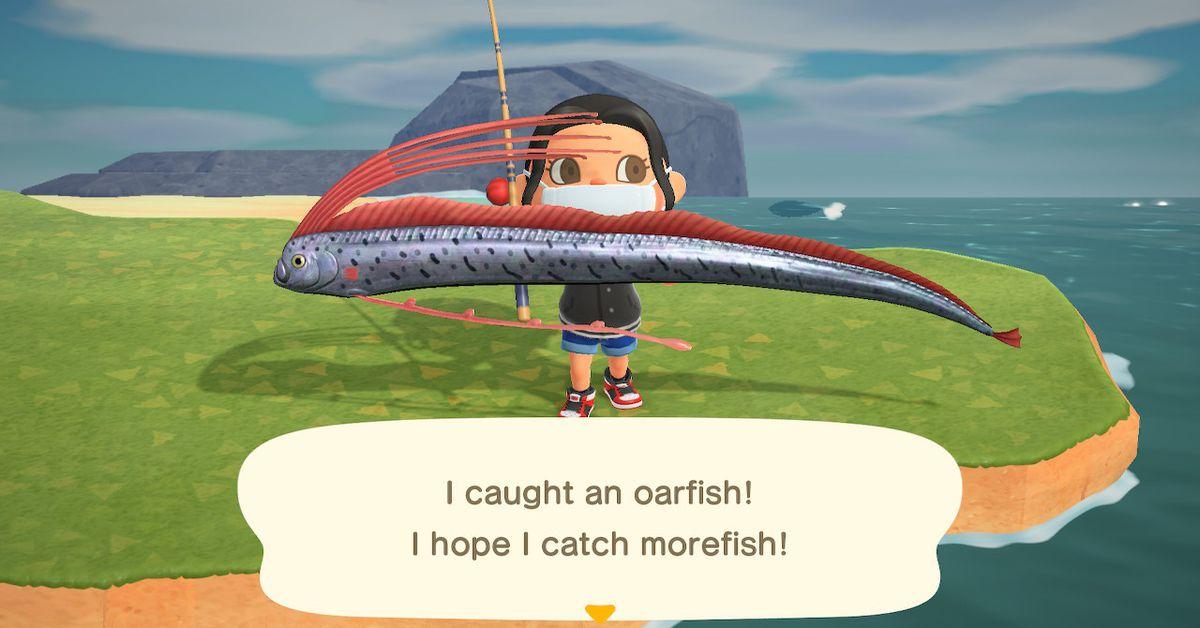 Animal Crossing: New Horizons bugs and fish leaving at the end of May thumbnail