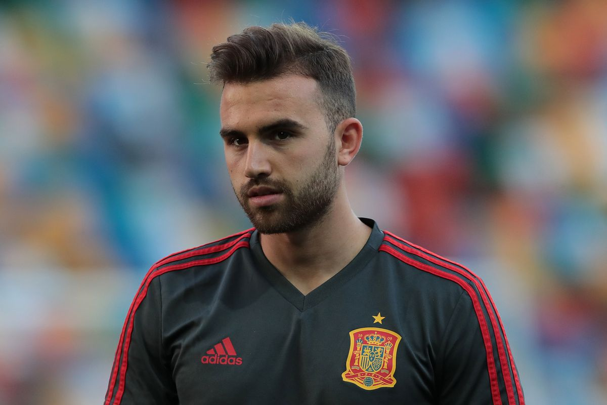 Spain Training Session & Press Conference - 2019 UEFA European Under-21 Championship