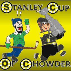 Stanley Cup of Chowder v.1