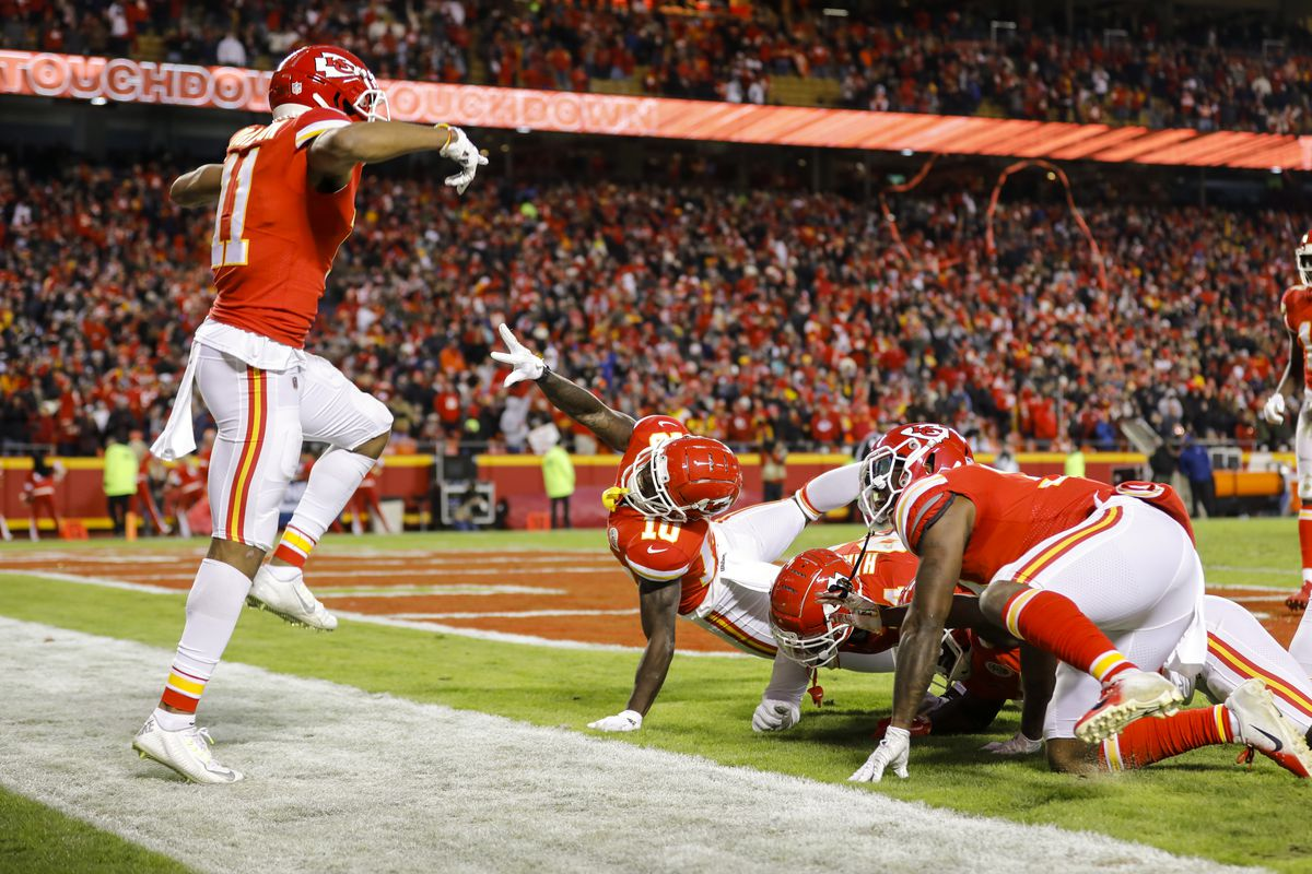 Arrowheadlines: D-Rob will be the Chiefs' secret weapon in 2019