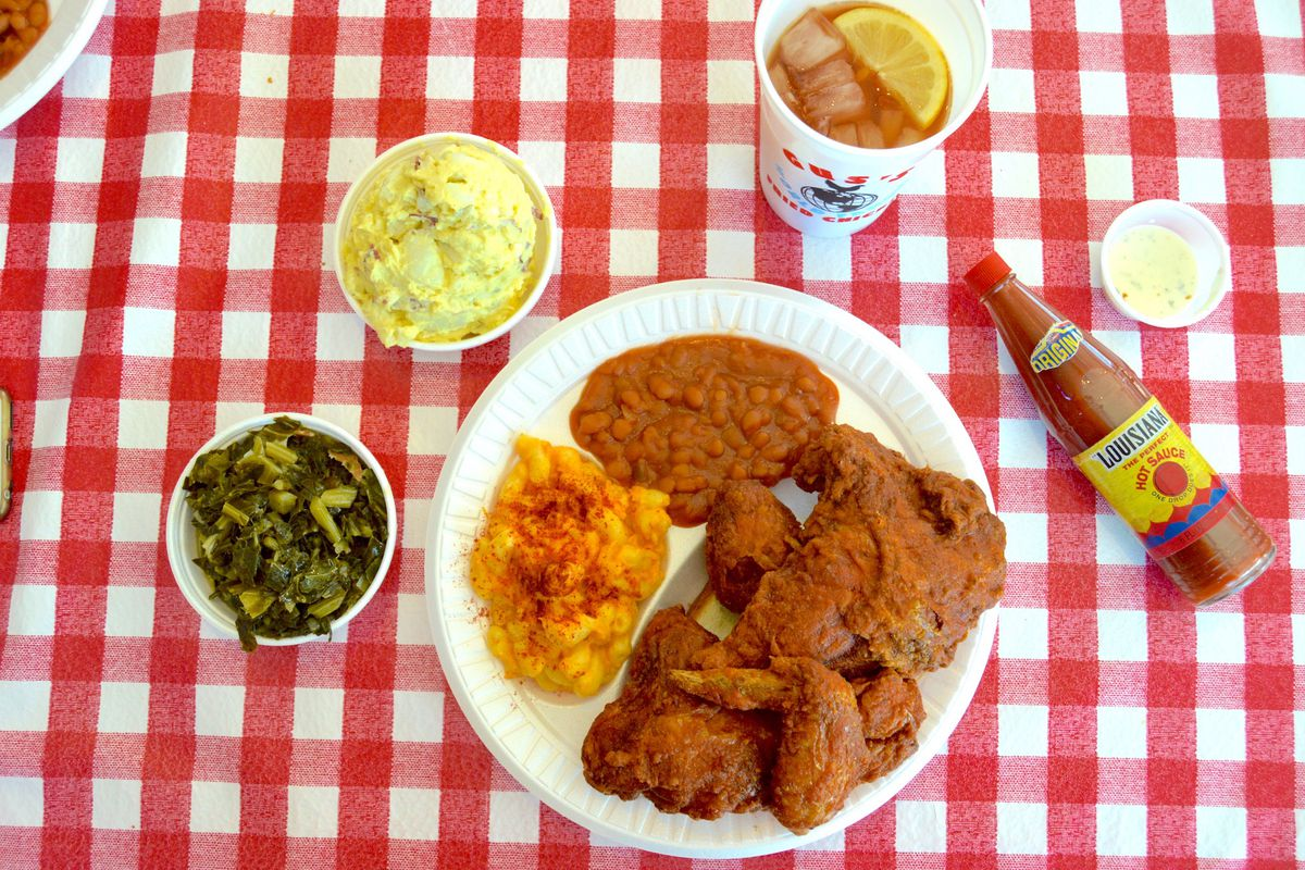 Gus S World Famous Fried Chicken Drops A Second Surprise Location In