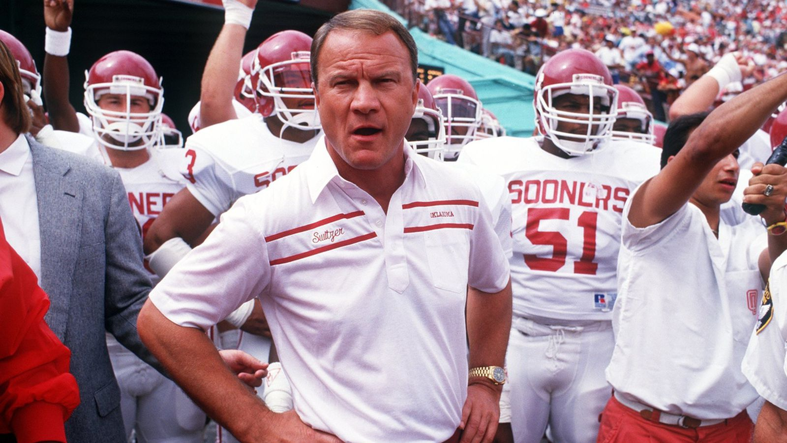 We Kicked Their Ass An Interview With Barry Switzer