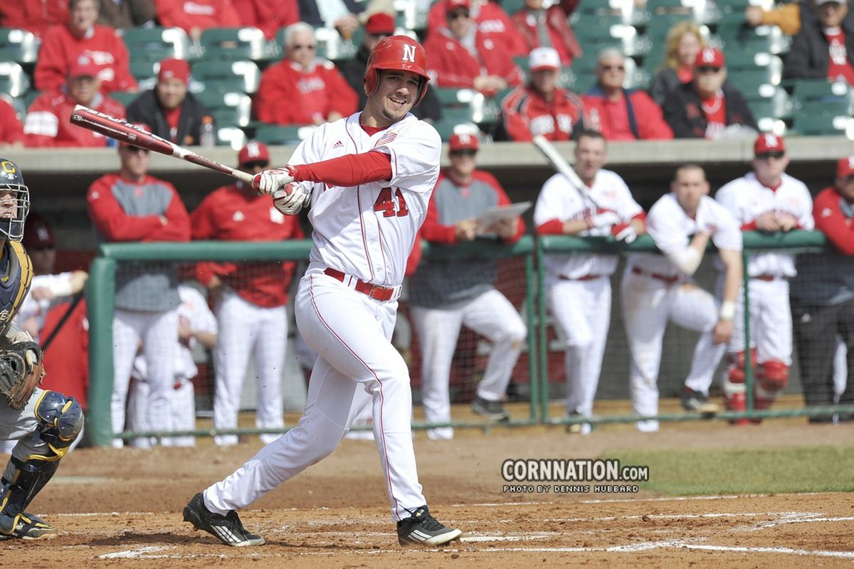 The Husker offense is tops in the Big Ten with 225 runs and 311 hits.