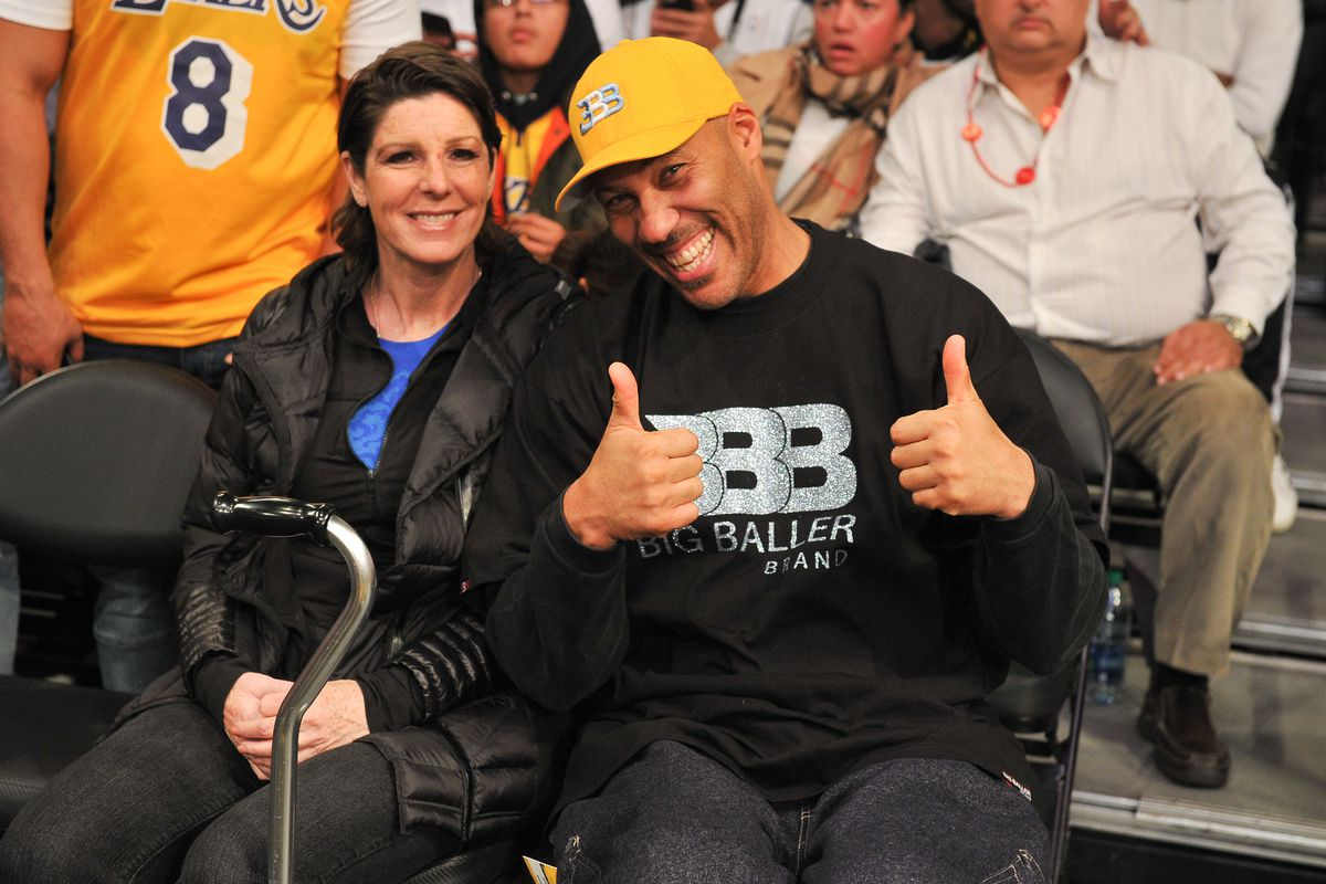 LaVar Ball Shaded By Warriors Co-Owner Peter Guber