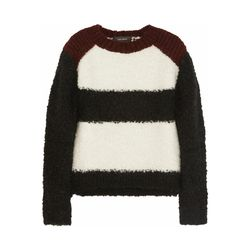 """Deena faced rejection 40 times before she found the right investors to back her social shopping app with $14 million in venture funding. [Isabel Marant Owel color-block knitted sweater, <a href=""""http://www.theoutnet.com/en-US/product/Isabel-Marant/Owel-co"""
