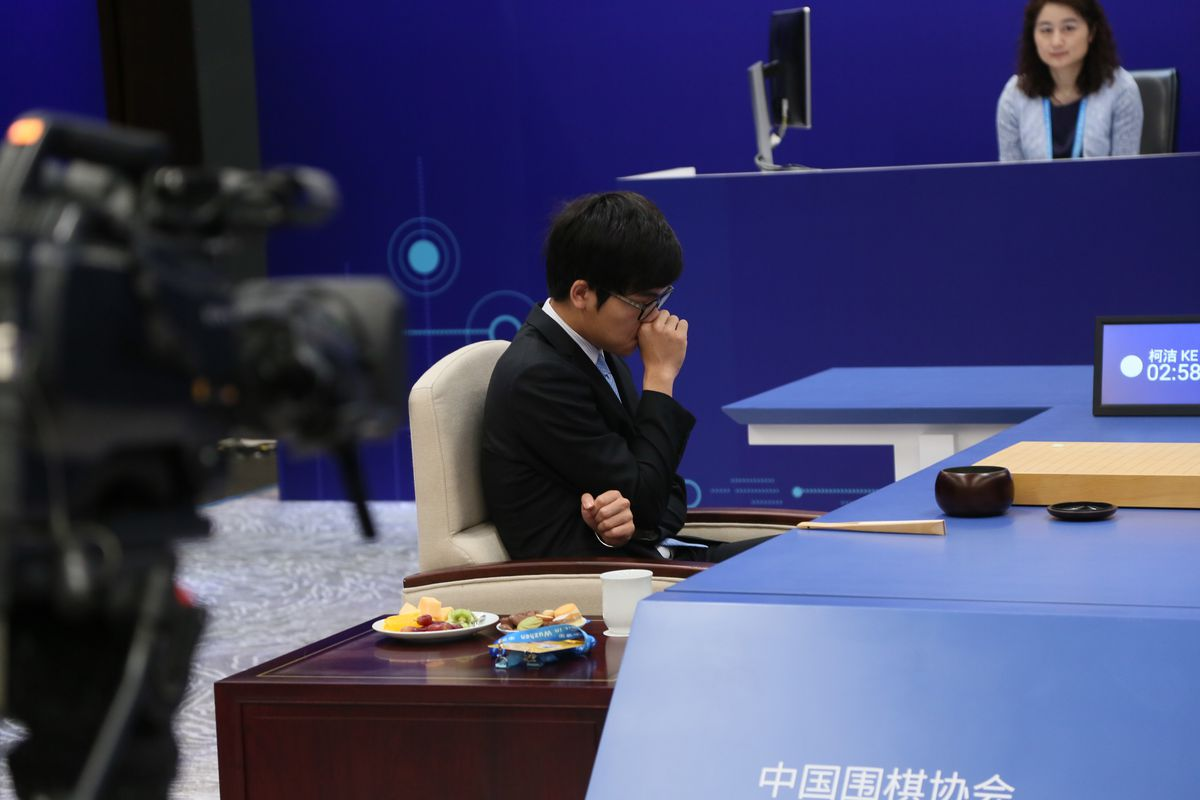 jie ke The latest to succumb is go's top-ranked player, ke jie, who lost 3-0 in a series hosted in china this week the ai, developed by london-based deepmind, which was acquired by google for around [.