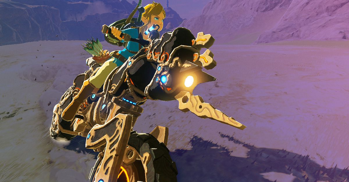 Why Breath of the Wild is the most important game of the decade
