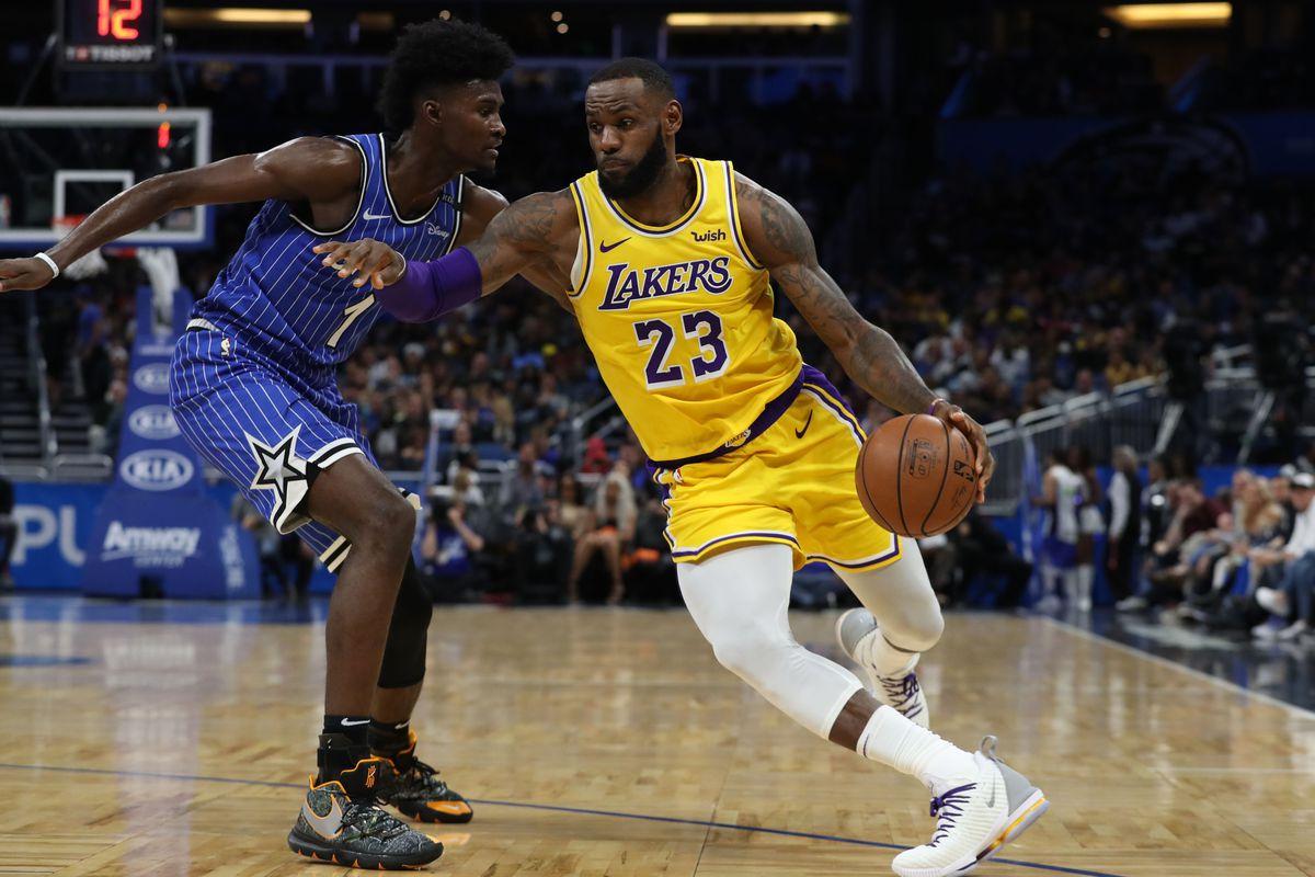 Orlando Magic vs. Los Angeles Lakers preview: BEAT L.A ...