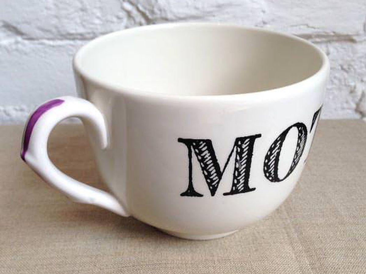 "Mother mug at Good, <a href=""https://www.facebook.com/shopatgood/photos/a.644915952229528.1073741830.321403714580755/644916052229518/?type=3&amp;theater"">$20</a>"