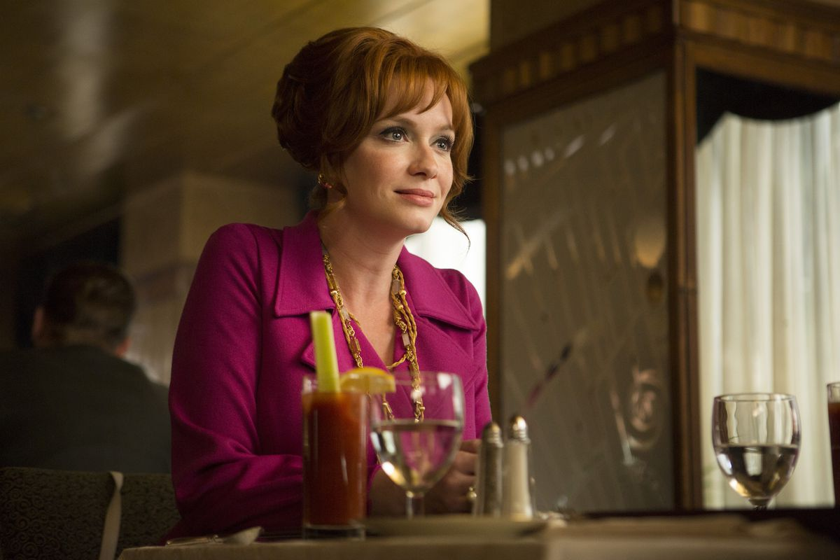 Joan's happy ending felt simultaneously well-earned and surprising.