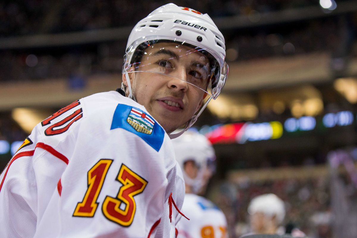 Johnny Gaudreau will play for the U23 team