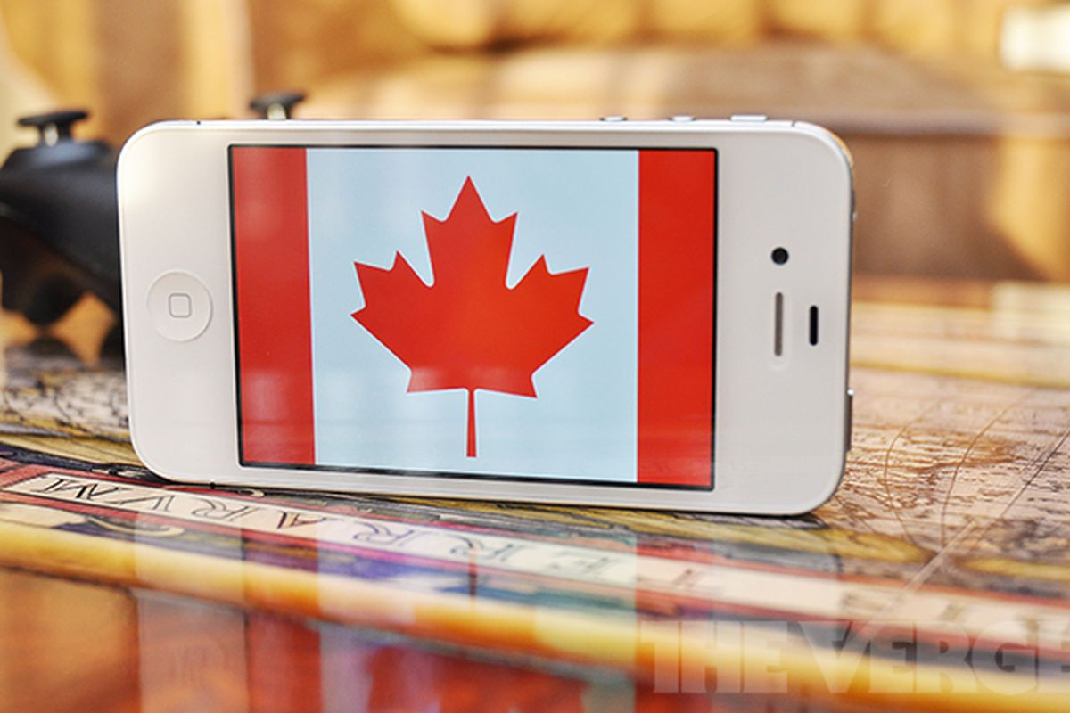 All cellphones sold in Canada must be unlocked starting in December