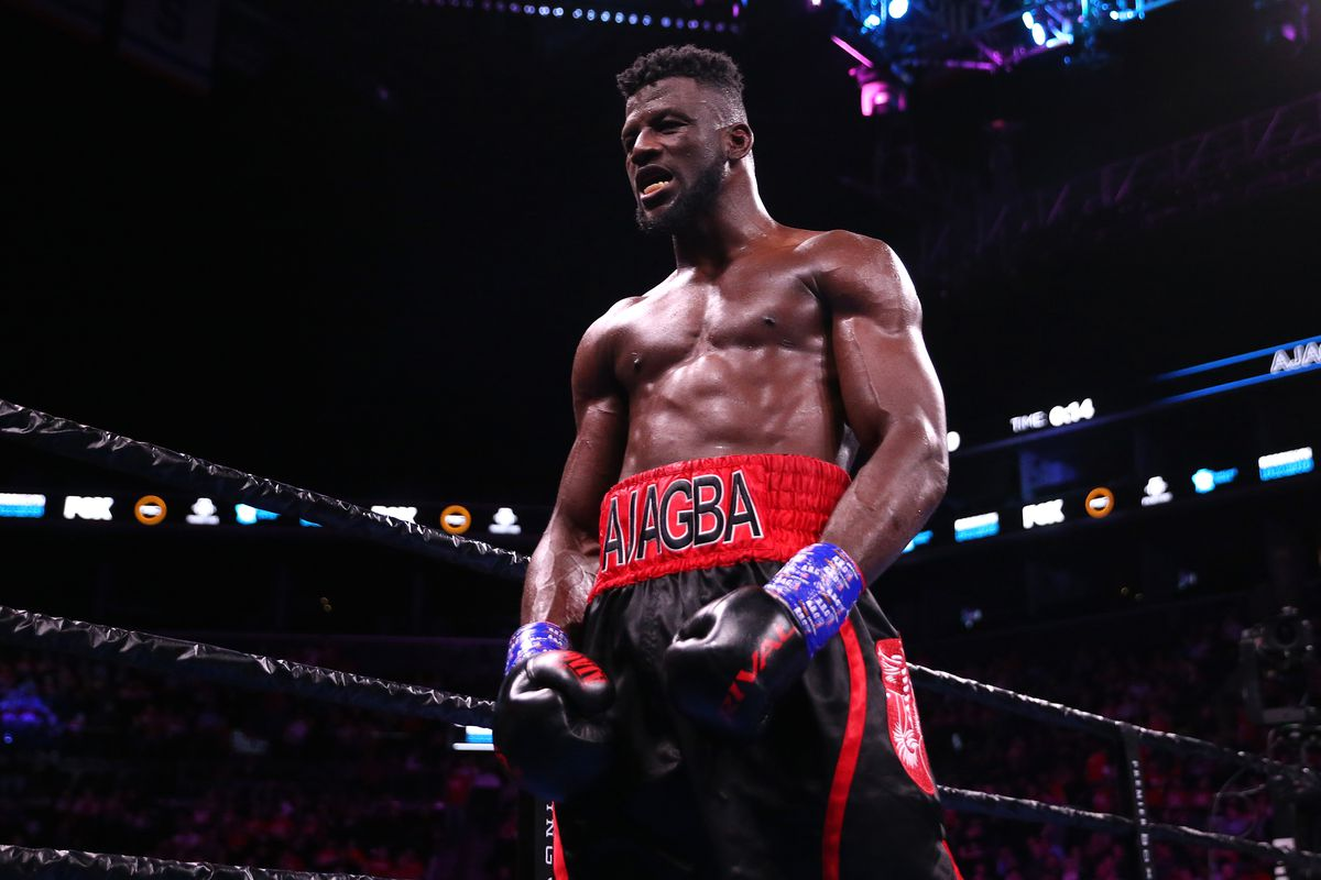 Efe Ajagba believes he has more skills than Anthony Joshua - Bad Left Hook