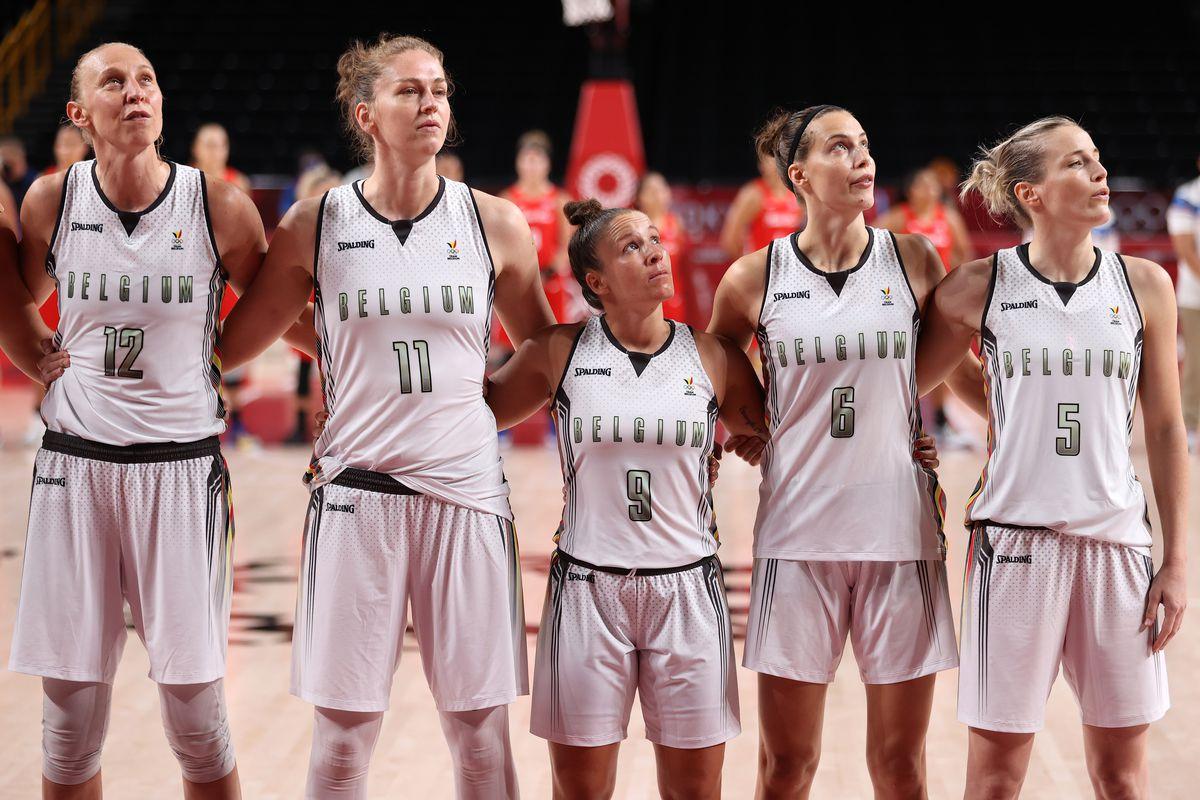 Belguim v Puerto RicoBasketball - Olympics: Day 7