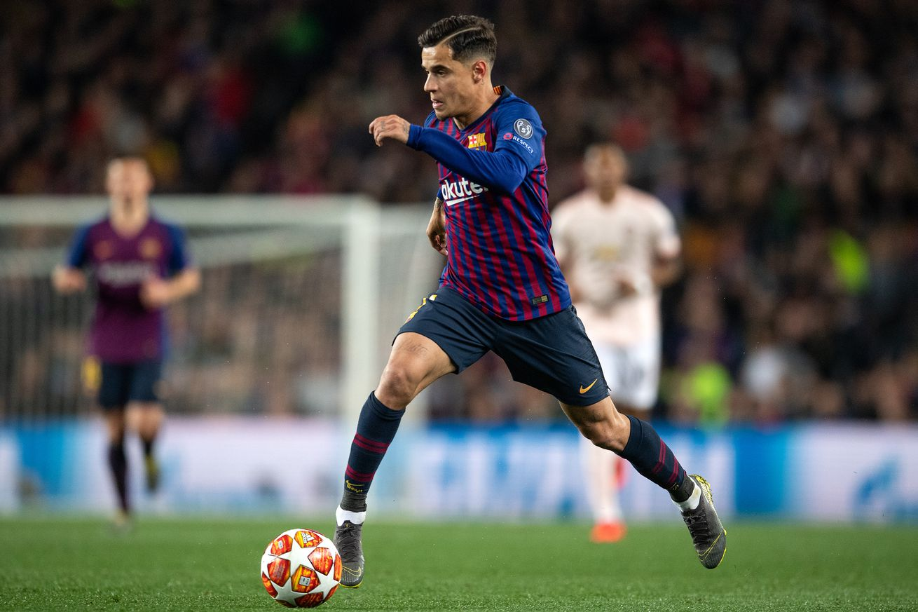 Coutinho ?is a great player, he has balls,? says Lenglet