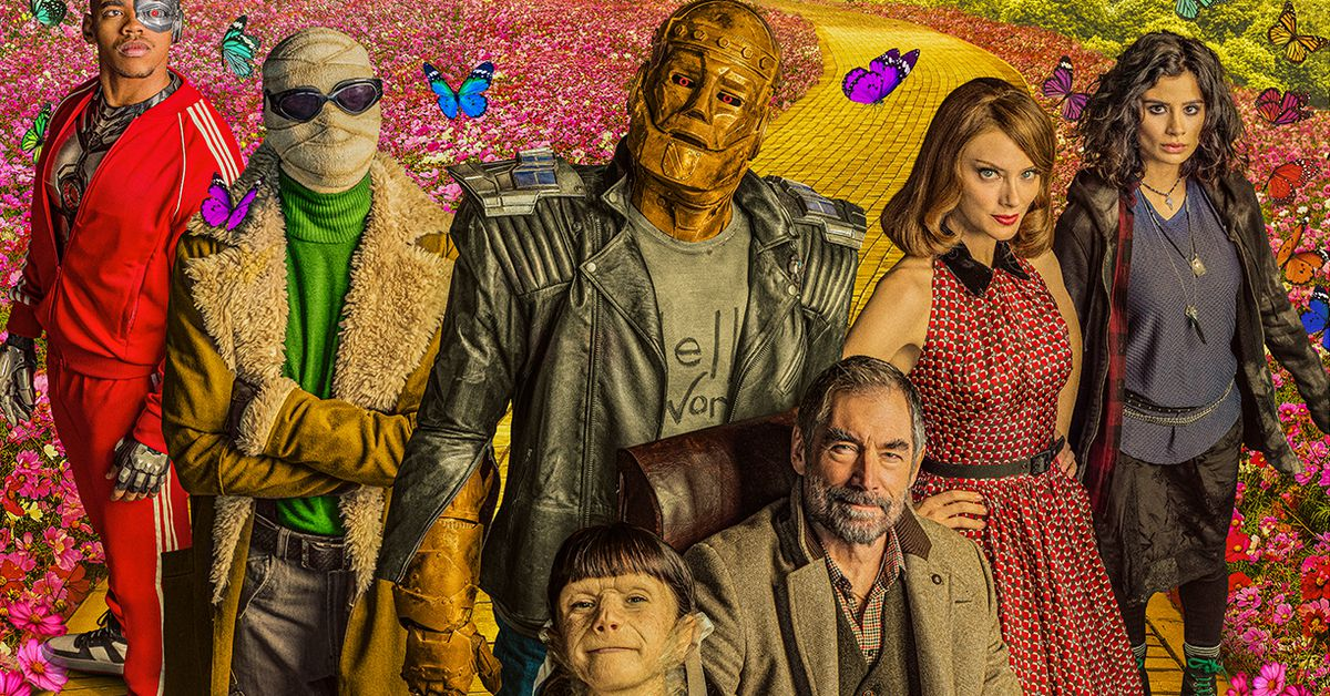 Doom Patrol Season 2 Review Still One Of The Best Superhero Shows